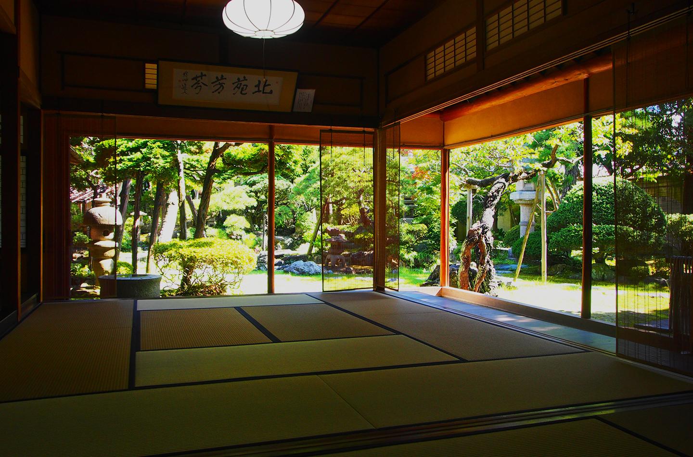 北方文化博物館 新潟分館