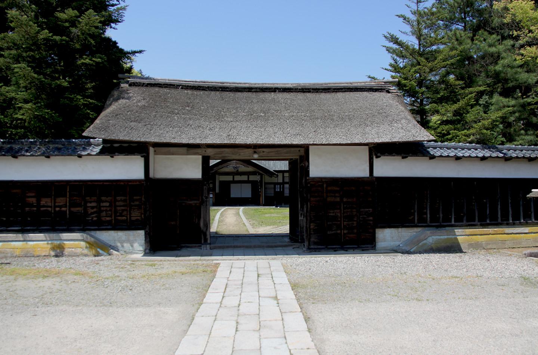 重要文化財 旧笹川家住宅